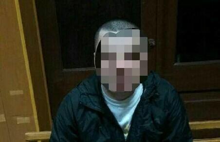 На Олеся Гончара затримано грабіжника/ Фото