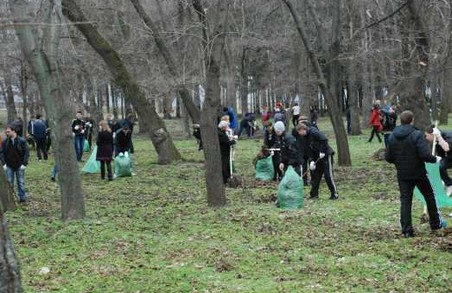 В Харківській області стартувала акція «За чисте довкілля»