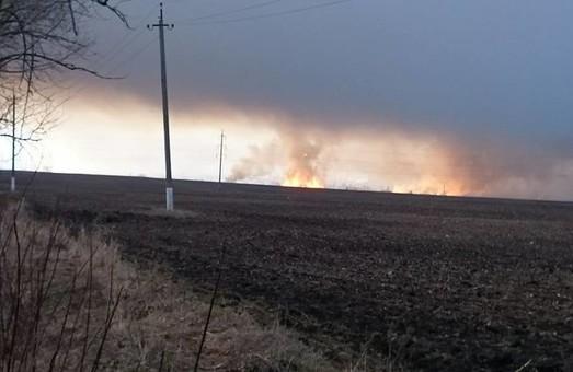 СБУ розслідує вибухи у Балаклії як диверсію
