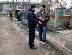 Національна поліція: ситуацію в Балаклії тримаємо під контролем
