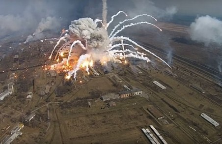 Іноземні партнери можуть допомогти в подоланні наслідків пожеж в Балаклії