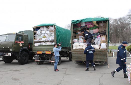 Юлія Світлична: До Балаклійського району направили більш ніж 50 тон гуманітарки