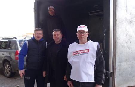 Харківська «Солідарність» активно долучилась до підтримки Балаклеї