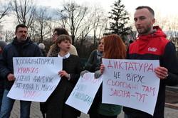 За нашу і вашу свободу: харків'яни виразили солідарність з політв'язнями Білорусі