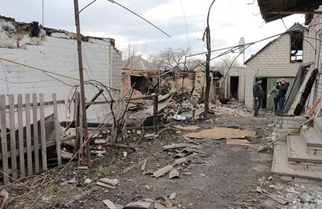 Балаклія на на 7 год. 26 березня: фіксуються одиночні вибухи боєприпасів