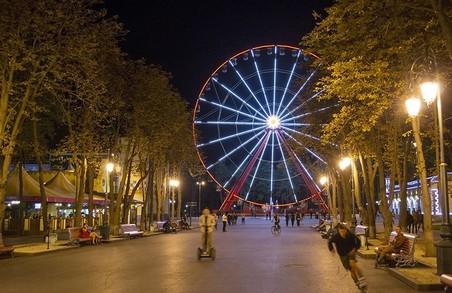Весняні канікули в парку Горького: канатна дорога не працює, дітей запрошують взяти участь у розважальній програмі