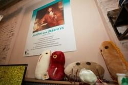 «Мікроби як люди». У ЛандауЦентрі відкрилася інтерактивно-освітня виставка/ Фоторепортаж