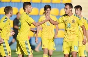 Юнацька збірна України з футболу вийшла у фінальну частину Євро-2017