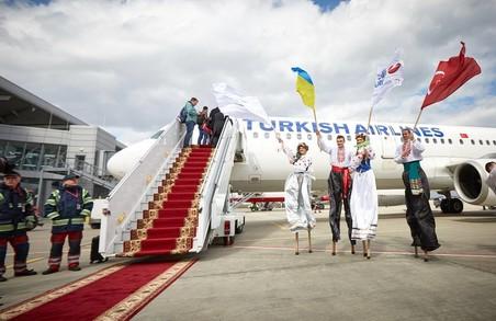 Відкрився новий авіарейс від Харкова до Стамбула / ФОТОРЕПОРТАЖ