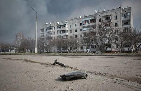 У Балаклії пожежею знищено 70% боєприпасів – Полторак