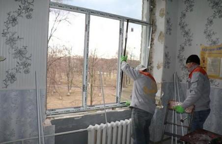 У ХОДА повідомили про хід ремонтних робіт у Балаклії