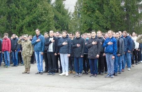 Харків'ян не беруть в прикордонники