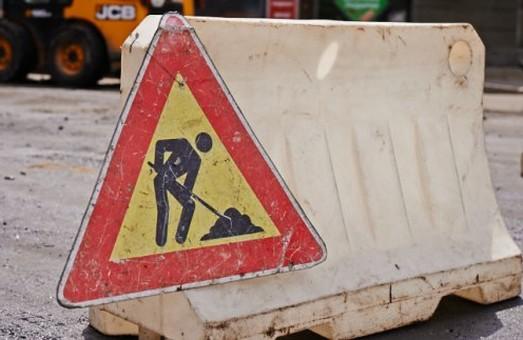 Заборонено рух по частині Московського проспекту