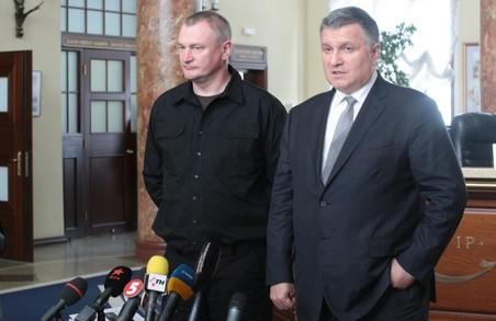 Аваков звинуватив Росію в організації теракту в Балаклії/ Фото