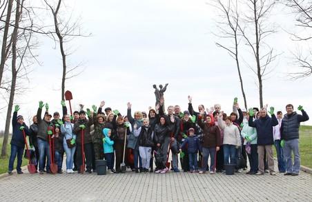 До акції «За чисте довкілля» долучилося понад 250 тисяч мешканців Харківщини