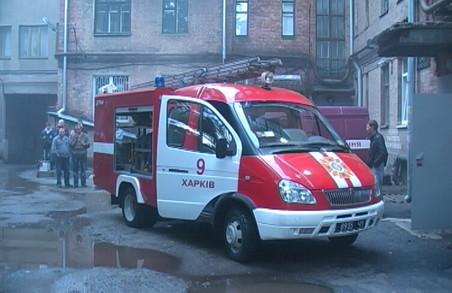 Двоє чоловіків були врятовані під вогню