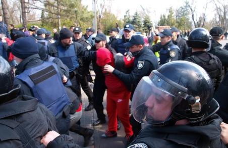 В Одесі побилися майданівці і антимайдановці/ Фото, Відео