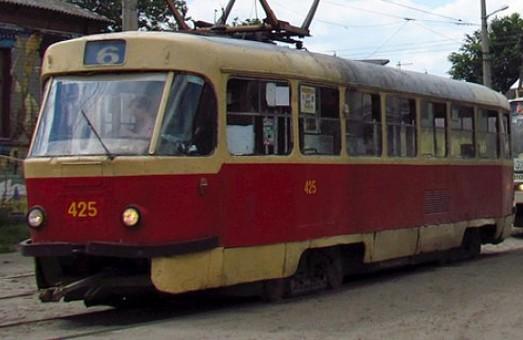 У Харкові закривається рух трамваїв