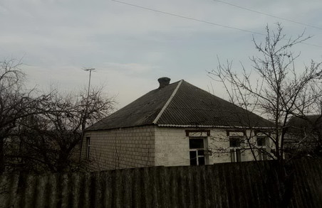 Господар згорів у власному будинку/ Фото