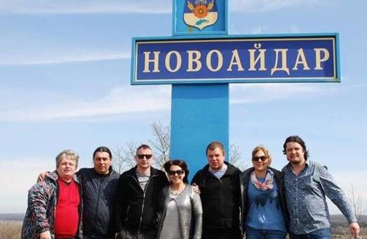 Волонтерська команда «Території А» та Фонду Сергія Жадана на Вербну неділю відвідала Схід України / ФОТО