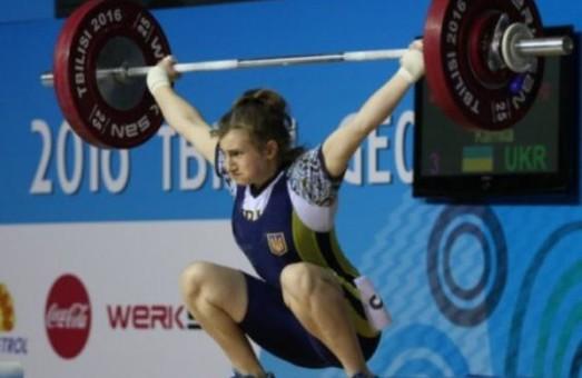 Юні харківські важкоатлетки здобули медалі чемпіонату світу
