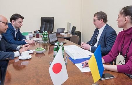 Представники «Марубені»  провели переговори с представниками Харківської міськради