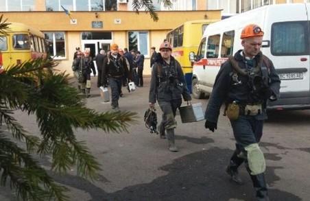 """Після аварії на """"Степовій"""". Безпеку шахтарів розглянуть на засіданні уряду 26 квітня"""