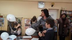 Харківська «Солідарність» провела майстер-клас із розпису писанок для дітей