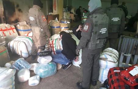 Спецоперація: харківські силовики перекрили канал контрабанди з Росії / ФОТО, ВІДЕО