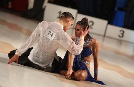 У Харкові пройде міжнародний фестиваль бального танцю