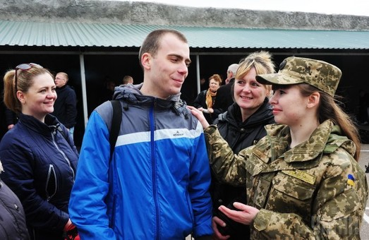 Як на Харківщині йде призовна кампанія