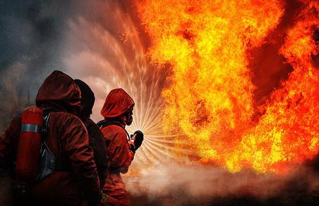 У Харкові сталися дві пожежі: одну людину вдалося врятувати, а іншу – ні