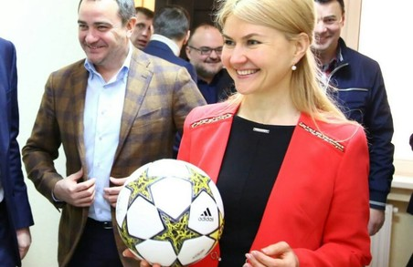 Найкращі футбольні матчі повертаються до Харкова - Світлична/ Фоторепортаж