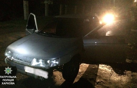 Затримано автівку, яка знаходилася в угоні