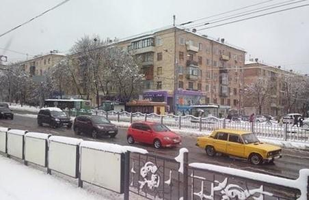 """Зимова """"казка"""" повернулася до Харкова/ Фоторепортаж"""