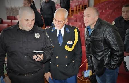 Нововодолазьке відділення поліції отримало алкотести вартістю 4000 євро