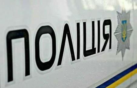 Патрульні спіймали водія, який втік з місця ДТП
