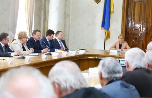 Світлична створить робочу групу з проблем чорнобильців