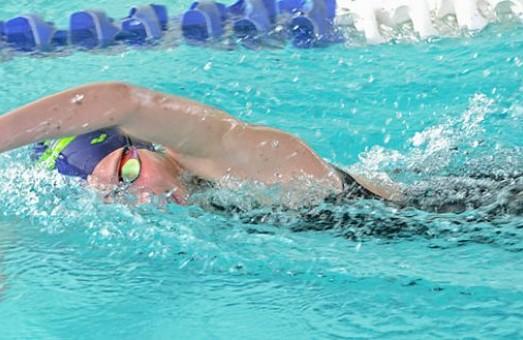 Харківські спортсменки стали чемпіонками України з плавання