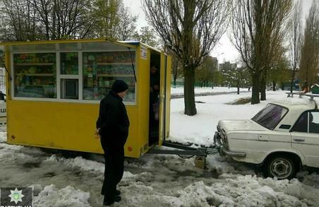 Власники МАФ-ів у Харкові знайшли спосіб не платили оренду/ Фото