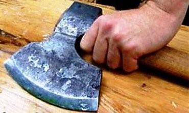 Харків'янин вбив свого пасинка сокирою