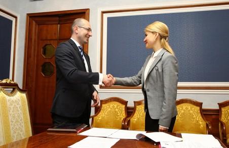 Світлична підтримала спільні газові проекти з Македонією майже на 144 мільйони євро/ Відео