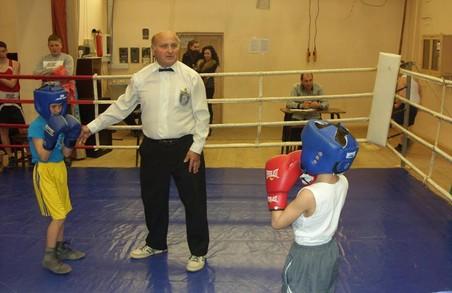 Під патронатом Юлії Світличної на Краснокутщині відбувся обласний турнір з боксу