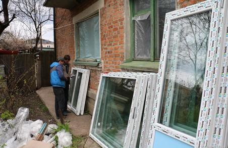 Балаклійці отримають деяку вигоду від ліквідації НС: в зруйнованих будинках встановлюють індивідуальне опалення