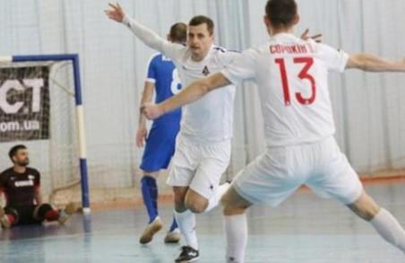 «Локомотив» виграв Кубок України з футзалу