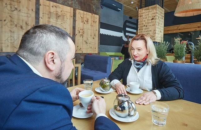 Харківська «Солідарність» прагне стати платформою для діалогу між більшістю в міськраді і представниками демократичних сил - Андреас