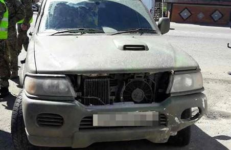 У Харкові затримано матроса в битому авто і з гранатою