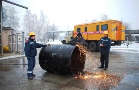 На Академіка Вєркіна зафіксовано виток газу. Рух транспорту обмежено
