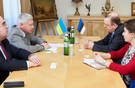 У Харкові може з'явитися Почесне консульство Естонії
