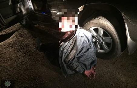 Ще один поліцейський Prius постраждав у Харкові: фото